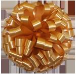 gold bows, car bows, large bows, big bows, larg gift bows