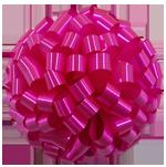 hot pink bows, car bows, large bows, big bows, larg gift bows