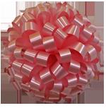 pastel pink bows, car bows, large bows, big bows, larg gift bows